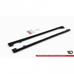 Side skirts Diffusers Volvo...