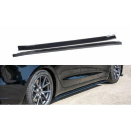 Side Skirts Diffusers Tesla...