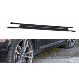 Side skirts Diffusers for...