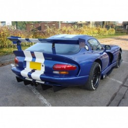 REAR DIFFUSER DODGE VIPER GTS