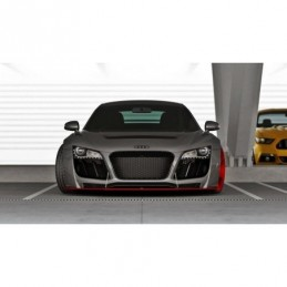Front bumper AUDI R8 I Primed