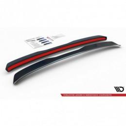 Spoiler Cap Audi A3 8L Carbon Look