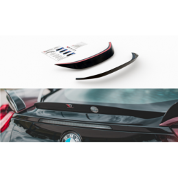 Central Cap Spoiler BMW i8 Textured