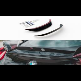 Central Cap Spoiler BMW i8 Gloss Black