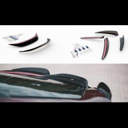 Set of Spoiler Caps BMW i8 Carbon Look