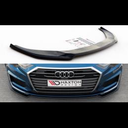 Front Splitter V.1 Audi A6...