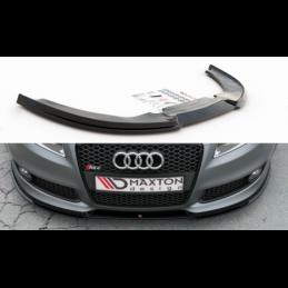 Front Splitter V.1 Audi RS4 B7 Carbon Look