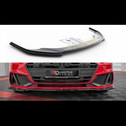 Front Splitter V.1 Audi A7...