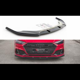Front Splitter V.2 Audi A7...