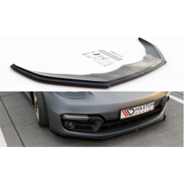 Front Splitter Porsche Panamera Turbo / GTS 971 Gloss Black