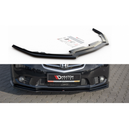 Front Splitter Honda Accord VIII (CU Series) Facelift Textured