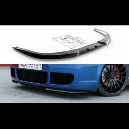 Front Splitter (Cupra Look) VW Golf IV R32 Gloss Black