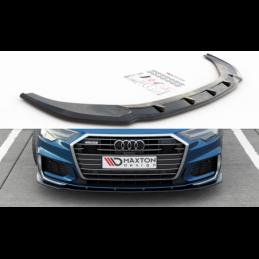 Front Splitter V.2 Audi A6...