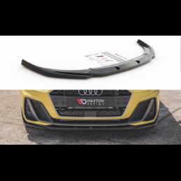 Front Splitter V.2 Audi A1 S-Line GB Textured