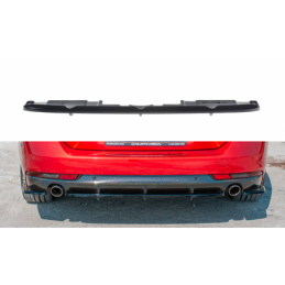 Central Rear Splitter(with...