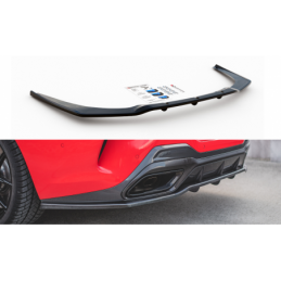 Central Rear Splitter (with...