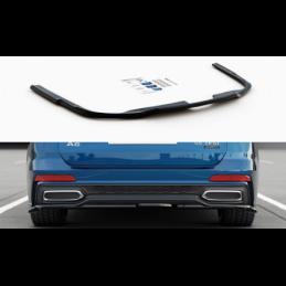 Central Rear Splitter Audi...