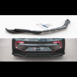 Central Rear Splitter BMW i8 Gloss Black