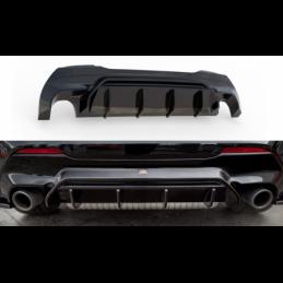 Rear Valance V.1 for BMW 1 F40 M-Pack/ M135i Gloss Black