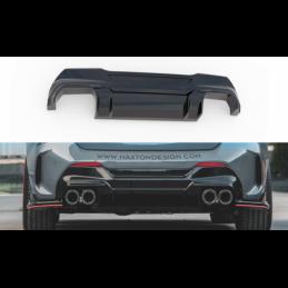 Rear Valance V.2 for BMW 1 F40 M-Pack/ M135i Gloss Black