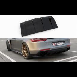 Rear Valance Porsche Panamera Turbo / GTS 971 Gloss Black