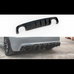 Rear Valance Audi RS3 8V Sportback Textured