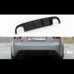 Rear Valance Audi RS4 B7 Gloss Black