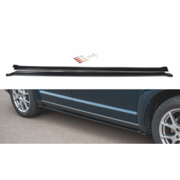 Side skirts Diffusers Fiat...