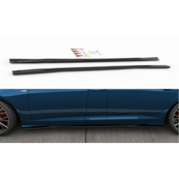 Side Skirts Diffusers Aud...
