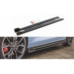 Side Skirts Diffusers V.5...
