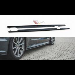 Dokładki Progów Audi S6 / A6 S-Line C7 FL Textured