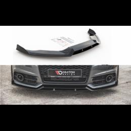 Front Splitter Audi S6 / A6 S-Line C7 FL
