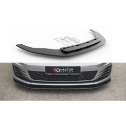 Racing Durability Front Splitter VW Golf 7 GTI Red