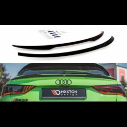 Spoiler Cap Audi RSQ3 Sportback F3 Carbon Look