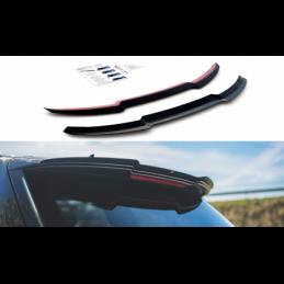 Spoiler Cap Audi SQ7 / Q7 S-Line Mk. 2 Textured