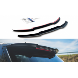 Spoiler Cap Audi SQ7 / Q7 S-Line Mk. 2 Gloss Black