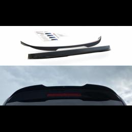 Spoiler Cap Volkswagen Caddy Mk.4 Carbon Look