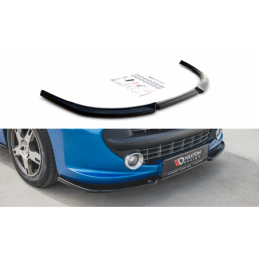 Front Splitter Peugeot 207 Sport Carbon Look