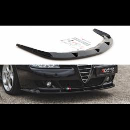 Front Splitter Alfa Romeo 156 Facelift Gloss Black