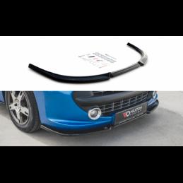 Front Splitter Peugeot 207 Sport Gloss Black