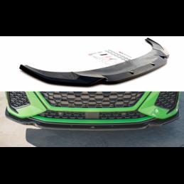 Front Splitter V.1 Audi RSQ3 F3 Gloss Black