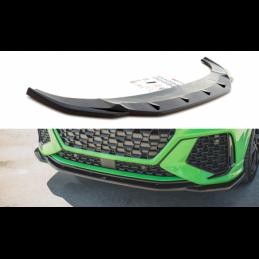 Front Splitter V.2 Audi RSQ3 F3 Textured