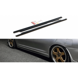Side Skirts Diffusers Mazda Xedos 6 Carbon Look