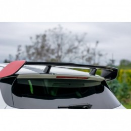 SPOILER EXTENSION Mercedes A45 AMG W176 Gloss Black