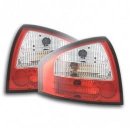 Feux arrières set Audi A6 Limo type 4B 97-03 rouge / blanc, A6 4B C5 97-04