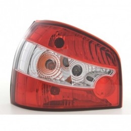 Jeu de feux arrière Audi A3 type 8L 96-00, rouge / clair, A3 8L 96-03