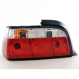 Jeu de feux arrière BMW Série 3 E36 Coupé 92-98, chrome, Serie 3 E36 Coupé/Cab