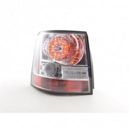 Feux arrière à LED Land Rover Range Rover Sport 06-10 chrome, Range Rover