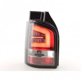 Kit feux arrières LED VW T5 2010- noir, T5
