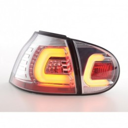 Kit feux arrières LED VW Golf 5 03-08 chrome, Golf 5
